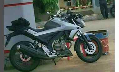 Beredar Foto Diduga Motor V-Ixion Terbaru, Yamaha: Modifikasi Itu!