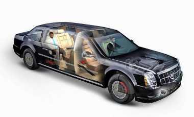 Semahal Apa Mobil-Mobil Kepresidenan di Berbagai Negara?