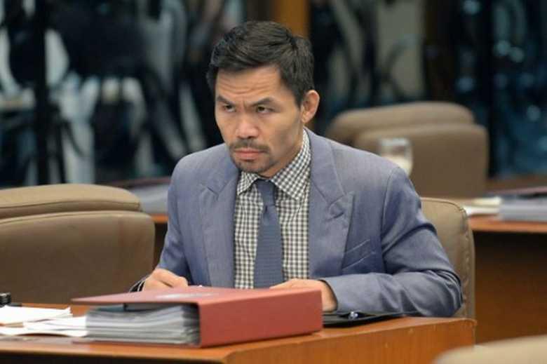 RESMI! Laga Manny Pacquiao vs Amir Khan Batal Digelar