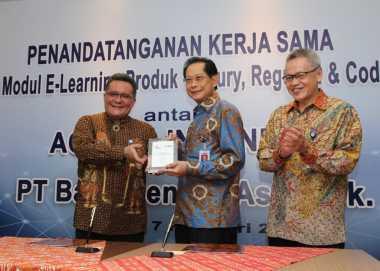 \Perluas Pemahaman di Sektor Keuangan, BCA Dukung E-Learning ACI FMA Indonesia\