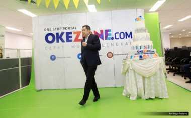 Hary Tanoe: Selamat Ulang Tahun yang Ke-10 Okezone