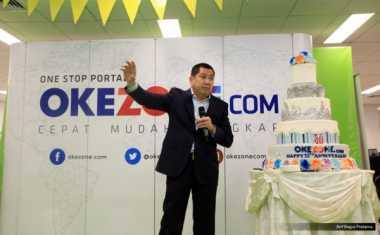 Harapan Hary Tanoe kepada Okezone di Usia Ke-10 Tahun