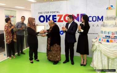 Pencapaian Luar Biasa Okezone, Produksi 1.000 Berita per Hari