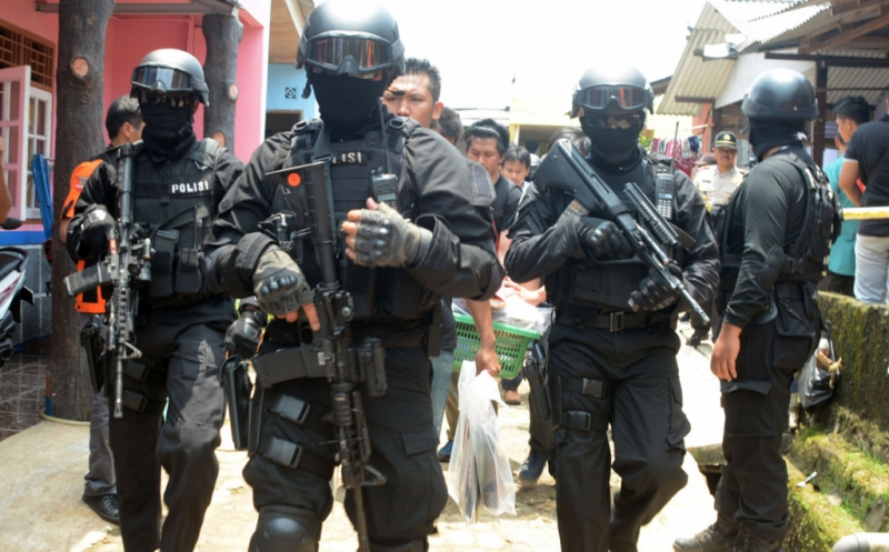 Gempar! Densus 88 Tangkap Terduga Teroris yang Jadi Pelajar di Kampung Inggris Kediri