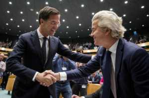 Kandidat Anti-Islam Ucapkan Selamat kepada PM Petahana Belanda Mark Rutte