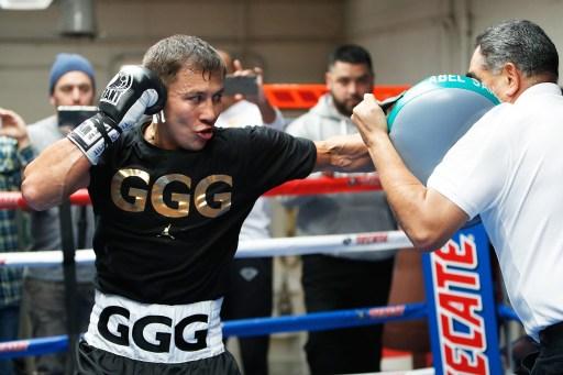 Tiru Gaya Berkelahi Mike Tyson, Jacobs: Saya Tidak Akan Terintimidasi Golovkin