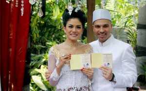 Nikita Mirzani Bantah Larang Mantan Suami Bertemu Anak