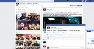 Kini, Pengguna Bisa Balas Komentar Facebook lewat Pop-Up