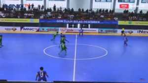 Diwarnai Dua Kartu Merah, IPC Pelindo vs APK Samarinda Berakhir Imbang 5-5