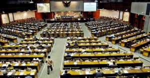 DPR Gelar Rapim, Revisi UU MD3 Akan Dibahas
