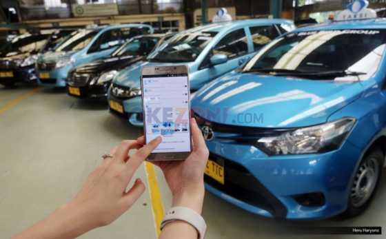 Saham Blue Bird Berpotensi Terkerek Revisi Aturan Taksi <i>Online</i>