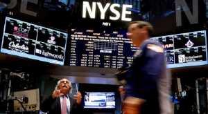 Wall Street Menguat Dipicu Kenaikan Saham Apple