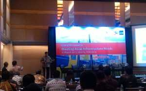 Di Hadapan ADB, Pemerintah Pamer Pembangunan Infrastruktur dan Pemangkasan Subsidi
