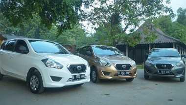Datsun Masih 'Malu-Malu' soal Mobil GO & GO+ Panca Matik