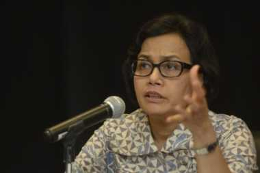 \Ikut AEoI, Sri Mulyani: Indonesia Harus Hilangkan Kerahasian Bank\