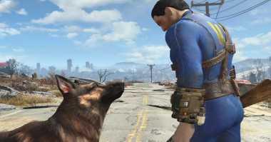 Bethesda Bakal Pamerkan 'Fallout 4' VR di E3 2017