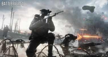 Game Battlefield 1 Tambah 4 Senjata Baru