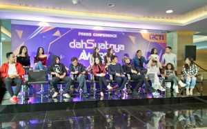 Host Bakal Kolaborasi dengan 999 Musisi Pada HUT Dahsyat Nanti Malam
