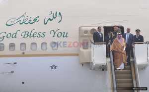 Berkah Kunjungan Raja Salman, Calon Haji yang Naik Garuda Jadi 107 Ribu Jamaah