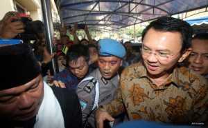Panwaslu Jakarta Timur Temukan Dugaan Pelanggaran Tim Paslon Ahok-Djarot