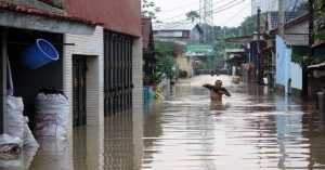 BPBD: 2.210 Rumah Rusak Akibat Banjir di Babel