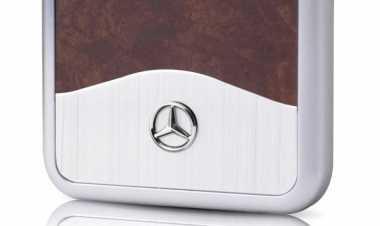 Cover Smartphone Ini Dibuat dari Material Mobil Mercedes Benz