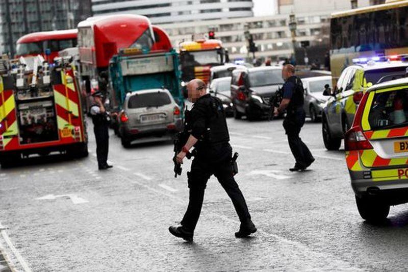 Pasca-Serangan di Gedung Parlemen, PM Inggris Gelar Rapat Darurat