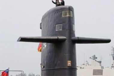 Wow! Hadapi Tekanan China, Taiwan Bangun Kapal Selam