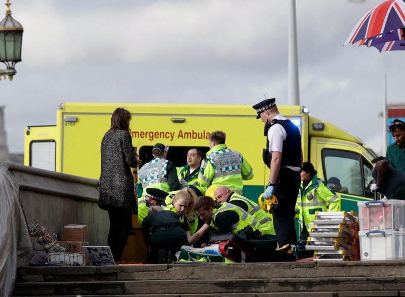 Wali Kota London Buka Suara Terkait Serangan Teror di Gedung Parlemen