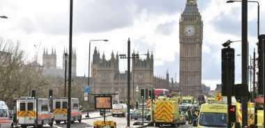Teror di London, WNI Harus Hindari Lokasi Ini