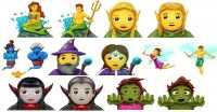 Emoji Vampire dan Zombie Bakal Sambangi iPhone Tahun Ini