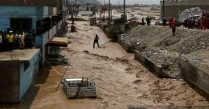 Banjir Bandang Peru Rebut Perhatian Netizen