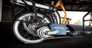 Gokil, Sepeda Ini Punya Cara Kerja Unik