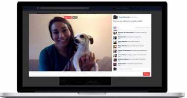 Pengguna Desktop Bisa Cicipi Facebook Live