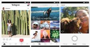 Fitur Multipel Foto Instagram Mendarat di Ponsel Windows