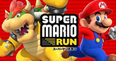 'Super Mario Run' Mendarat di Play Store