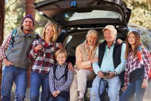 Tips Liburan Bersama Keluarga Besar