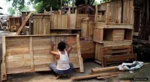 Industri Mebel Jangan Cuma Terpusat di Pulau Jawa