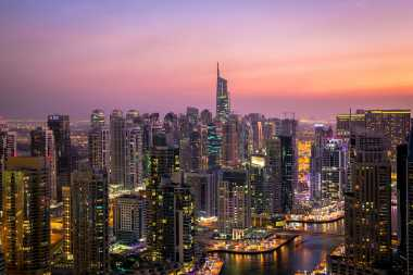 \Dubai Bakal Punya Gedung Pencakar Langit dari Printer 3D\