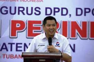 Lantik 271 DPRt Tulungagung, Hary Tanoe: Kader Perindo Harus Terjun ke Masyarakat