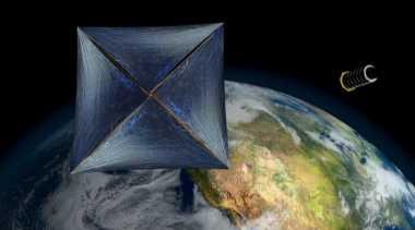 Teknologi Antariksa: Kapal Luar Angkasa Berbentuk Bola