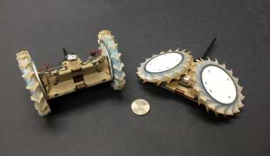 Teknologi Antariksa: Robot Origami Penjelajah Dunia Alien