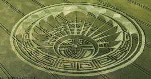 Fakta Menyeramkan Soal Fenomena Crop Circle
