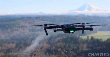 Drone-Drone Menyenangkan yang Bisa Dikendalikan dengan Smartphone (2-Habis)