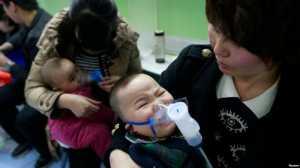 Setengah Juta Anak Meninggal Dunia Akibat Polusi