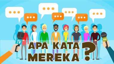 \KATA MEREKA: Taksi Online Diatur untuk Keadilan!\