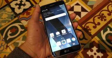 Saingi Oppo, LG Umumkan Ponsel Selfie K10