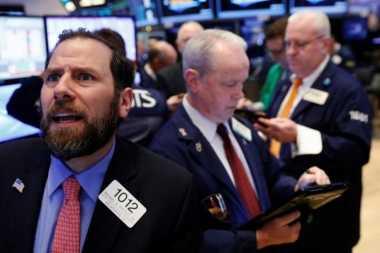 \Pasar Saham AS Terkoreksi, S&P Anjlok Terdalam\