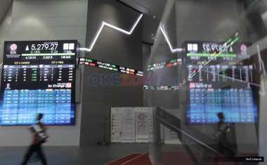 \Mantap! IHSG dan Nilai Kapitalisasi Pasar Kembali Cetak Rekor\