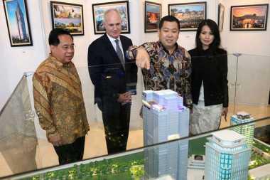 \Hary Tanoe: Park Hyatt Akan Jadi Ikon Indonesia\